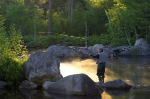 Maine Fly Fishing