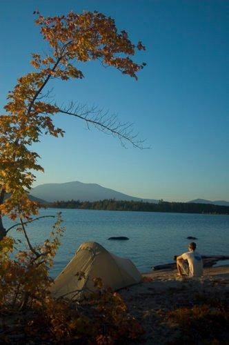 View of Mt. Katahdin from POC