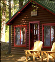 Lodging - Small Cabin