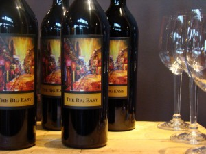 the big easy wine