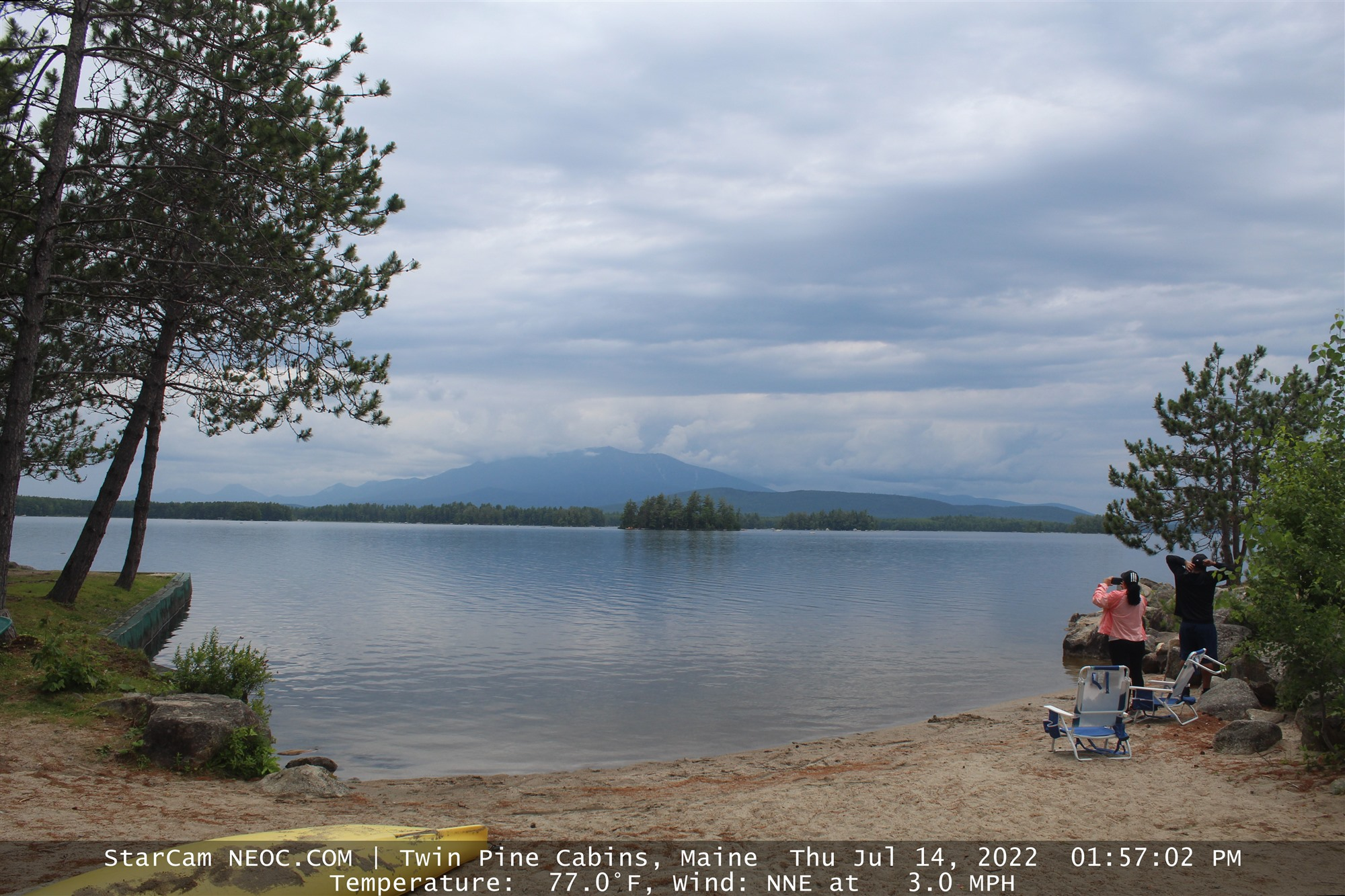 Web Camera is located in Canada.