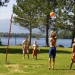 maine-waterfront-vacation-rental-volleyball