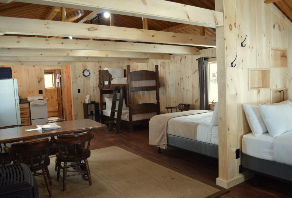 Grant Brook Cabin