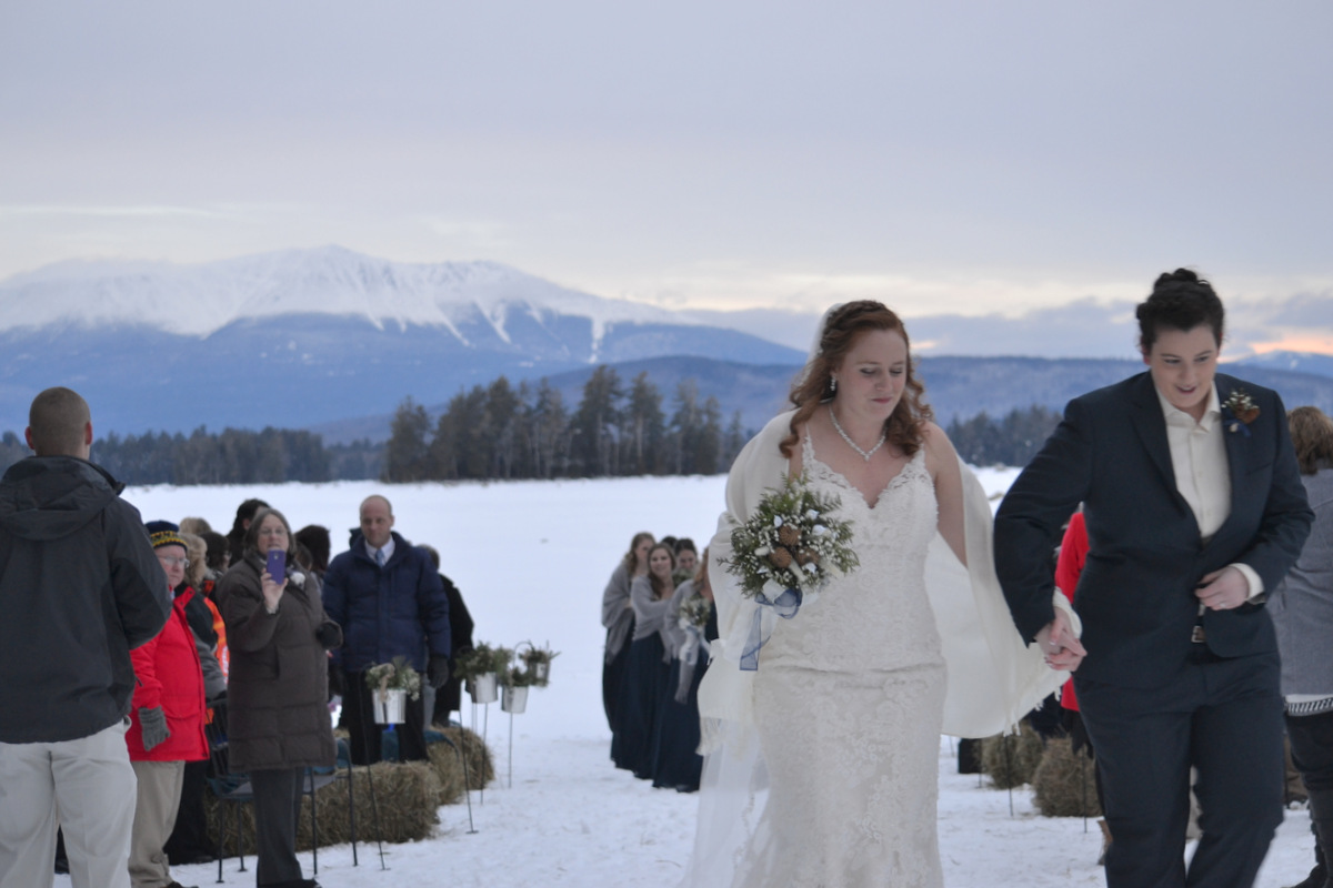 Winter Wedding at NEOC