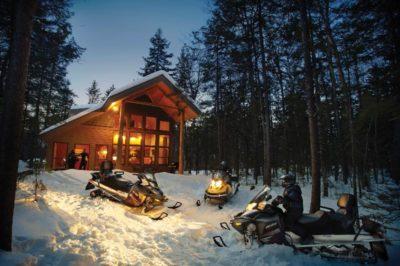3 Br Lodge Snow