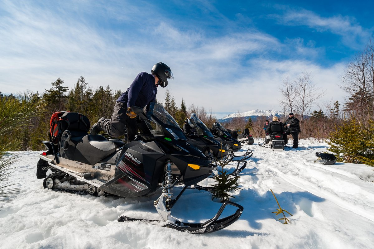 Snowmobile Specials Maine