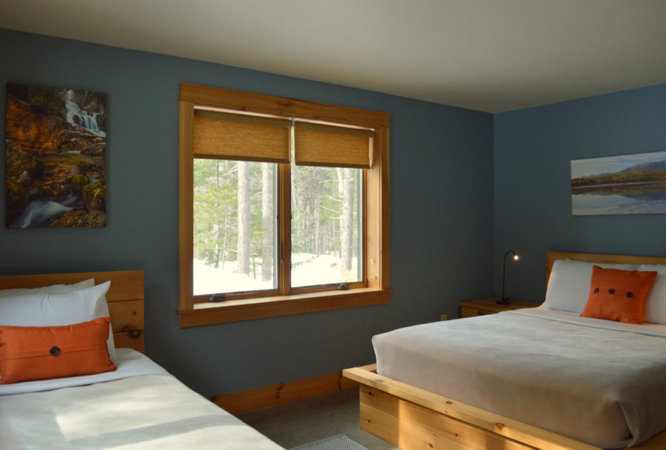 Bedroom in 3br lodge