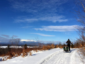 Skiing at NEOC