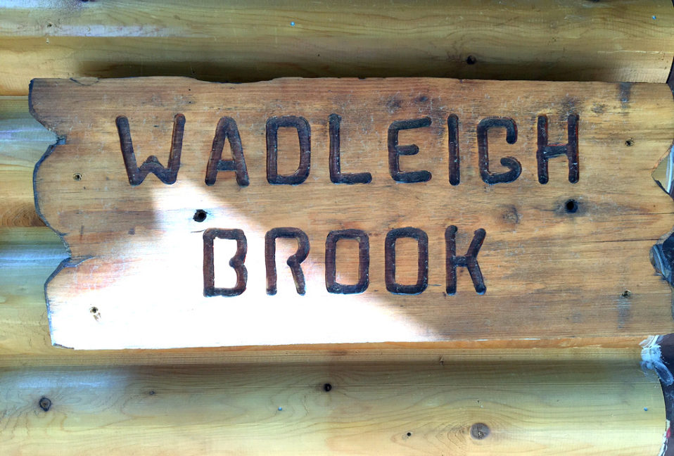 Wadleigh Brook Cabin