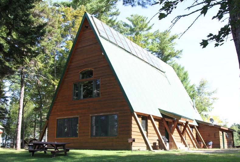 Bears Den cabin neoc