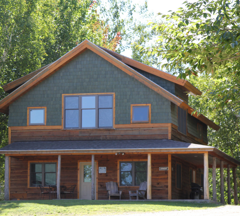 Small Workshop For Rent Glasgow: Lookout Cabin Rental At NEOC In Maine