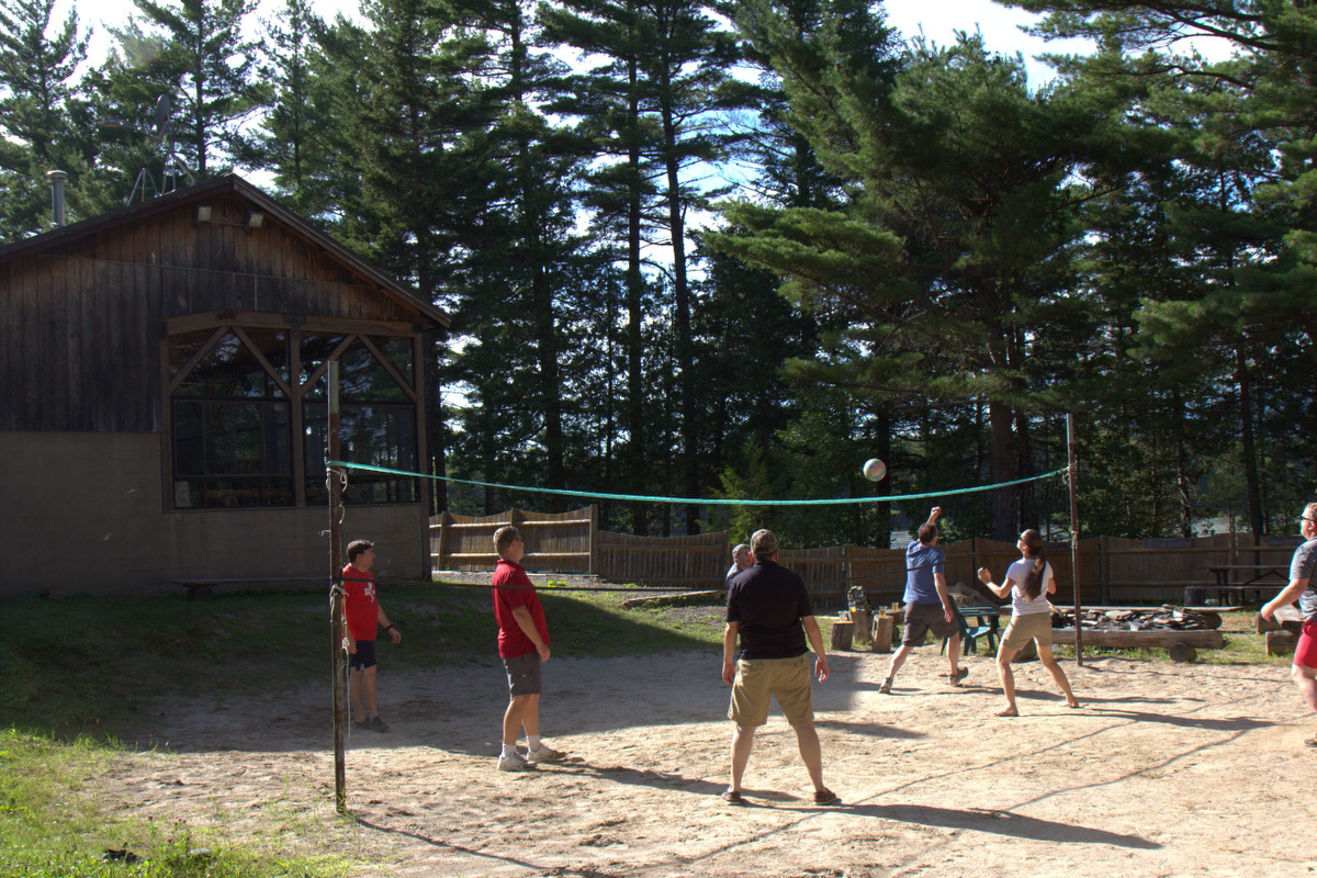 Volleyball at POC