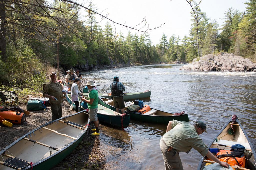 Canoe Trip neoc