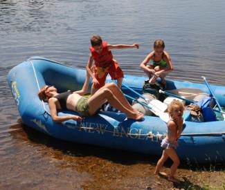 1-off load raft