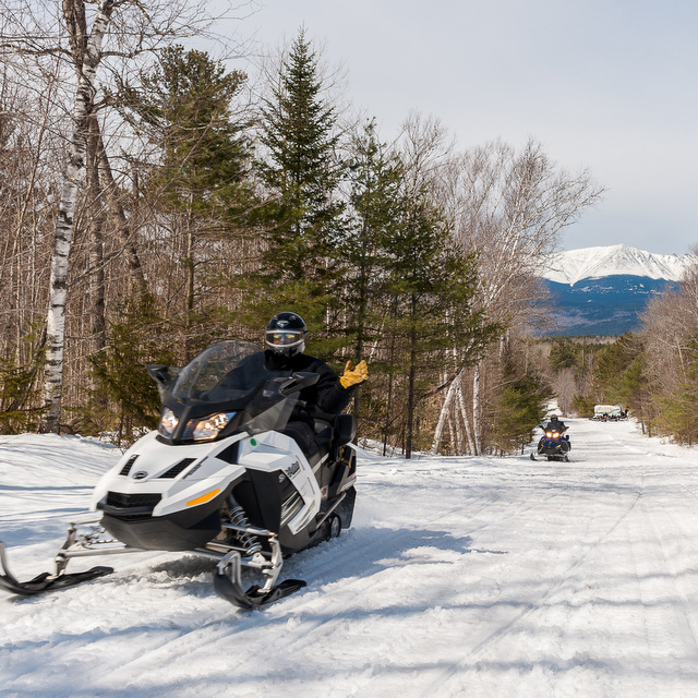 NEOC Maine Snowmobile