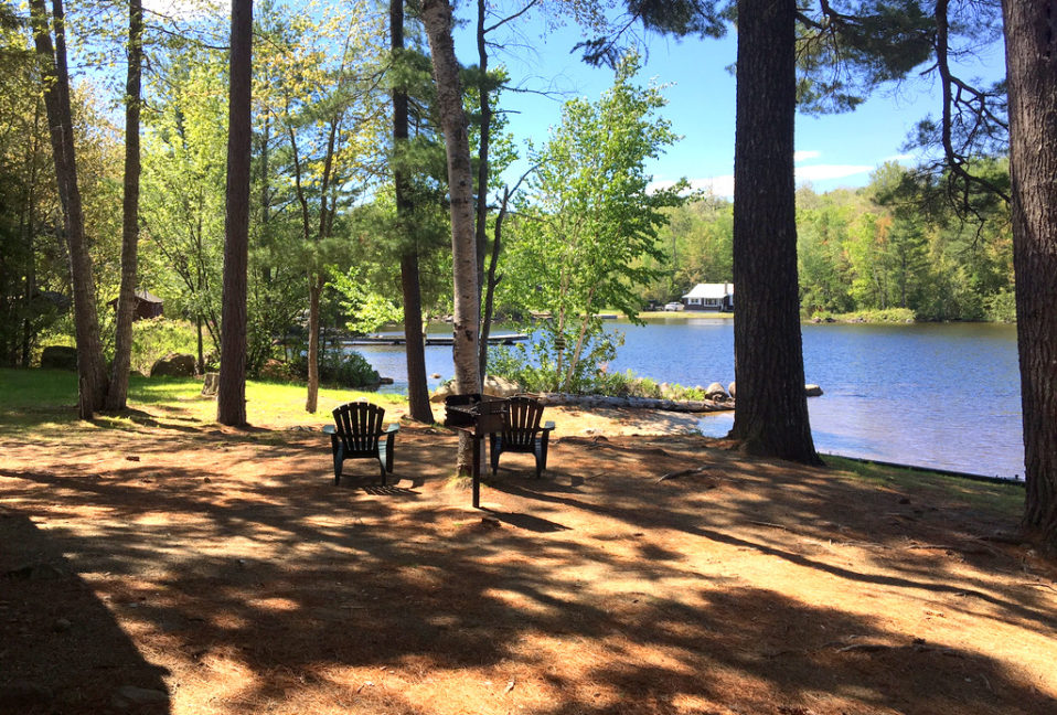 Wadleigh Brook Cabin Exterior