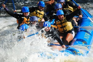 NEOC Soft Adventure Whitewater Rafting