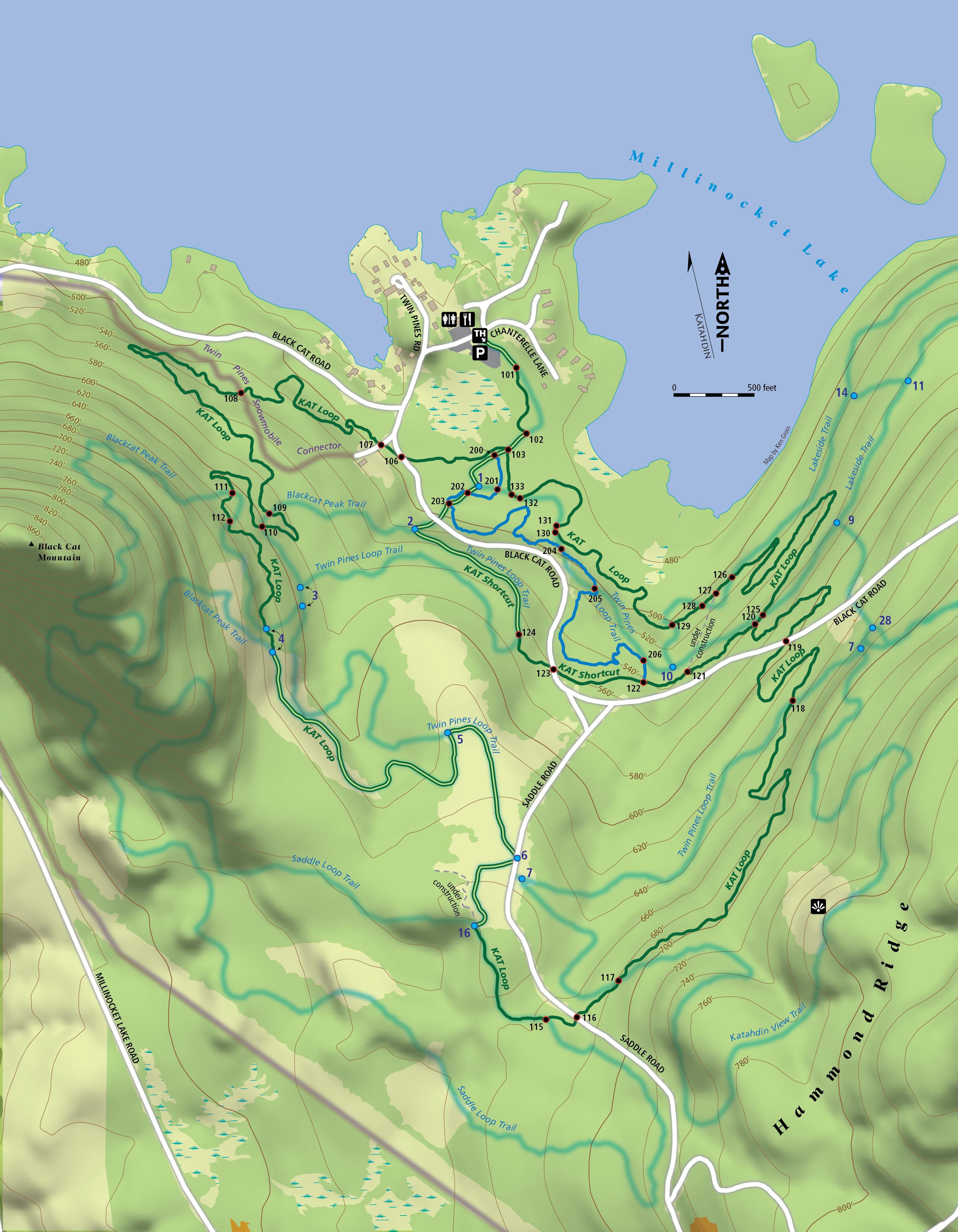 KAT Trails