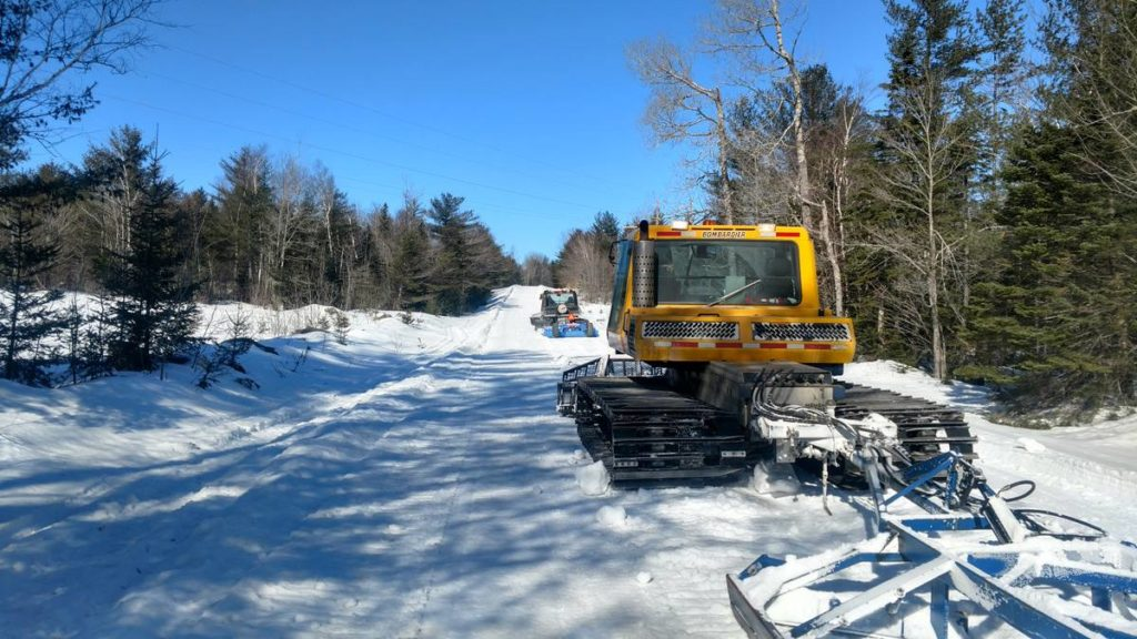 Twin Pines Snowmobile Club
