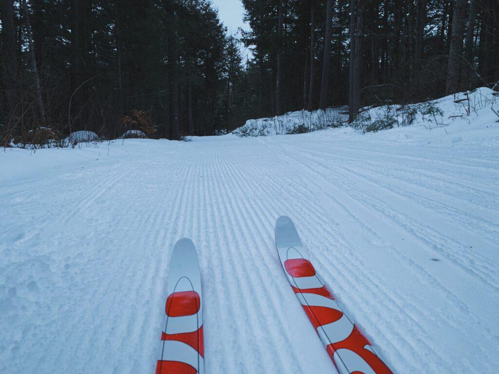 Skiing 1/18/2021