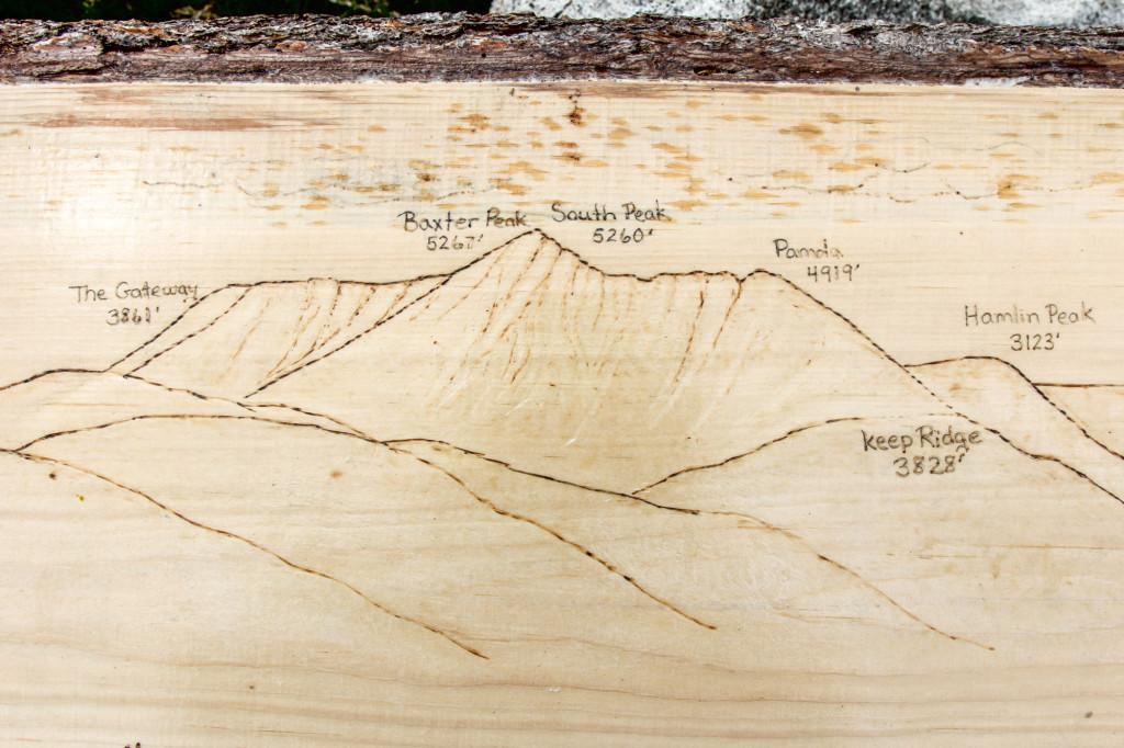 Katahdin Peaks