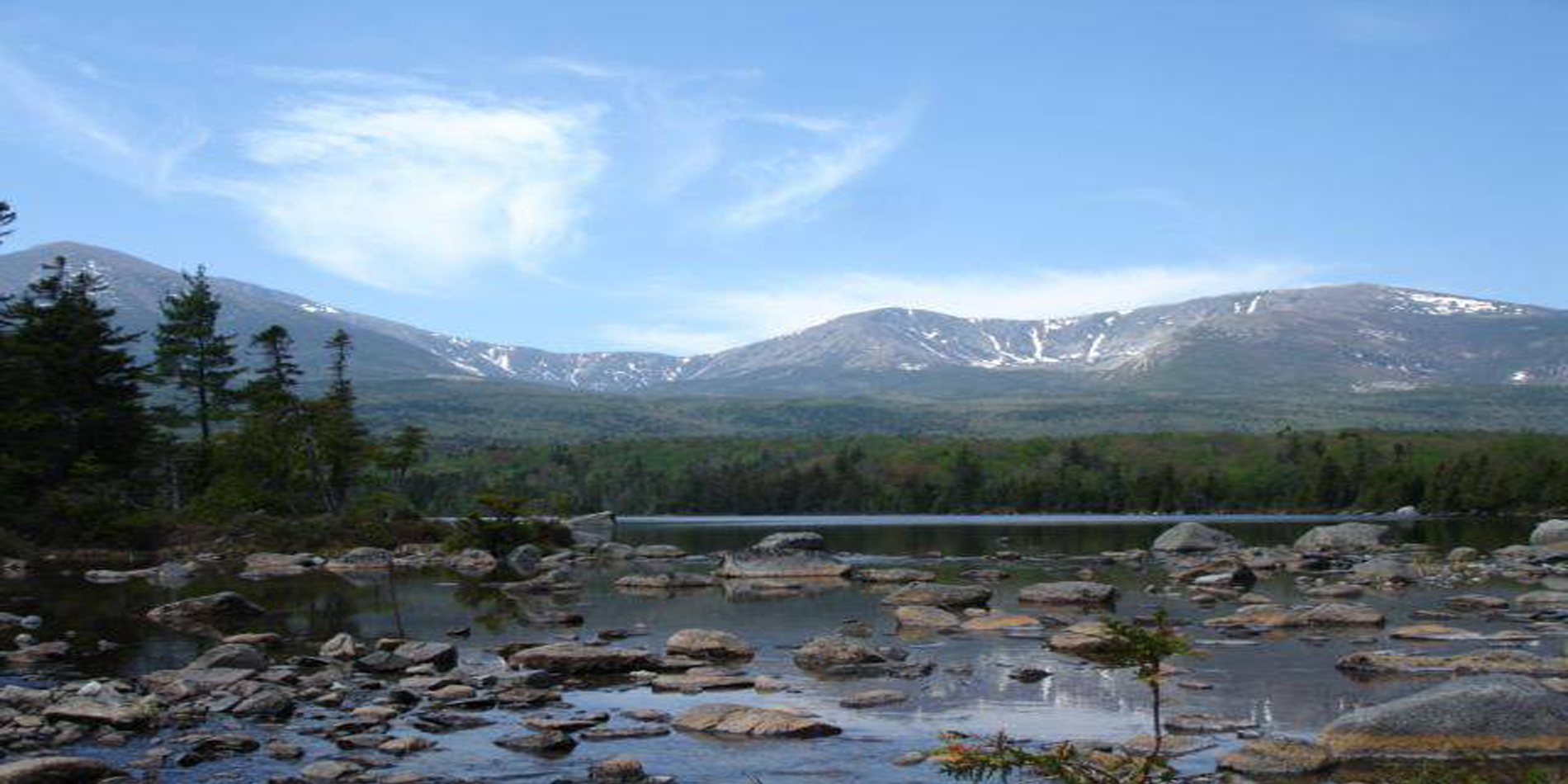 Baxter State Park Hiking Trails New England Outdoor Center