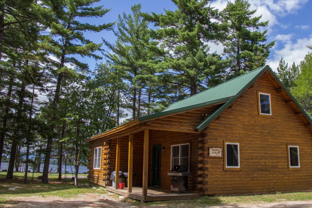 Sandy Stream Rental Cabin in Maine on Millinocket Lake