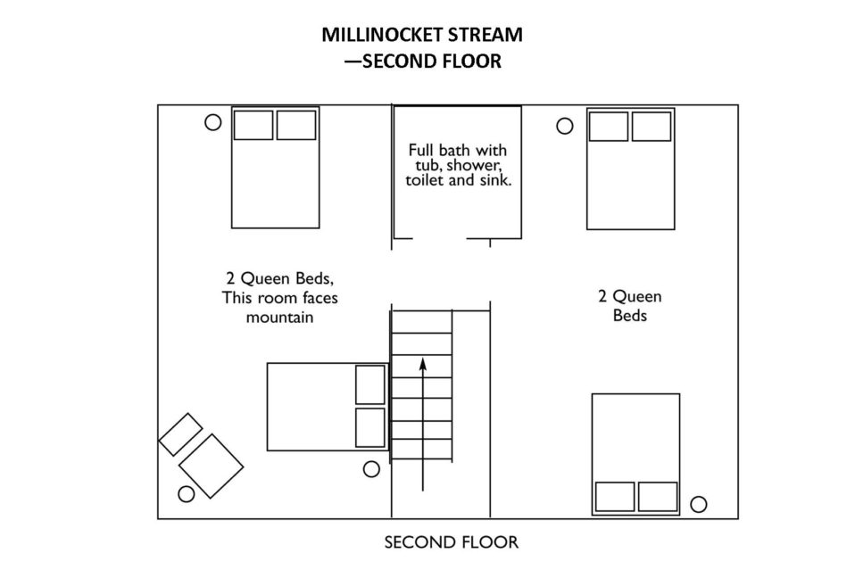 Millinocket Stream 2nd floor