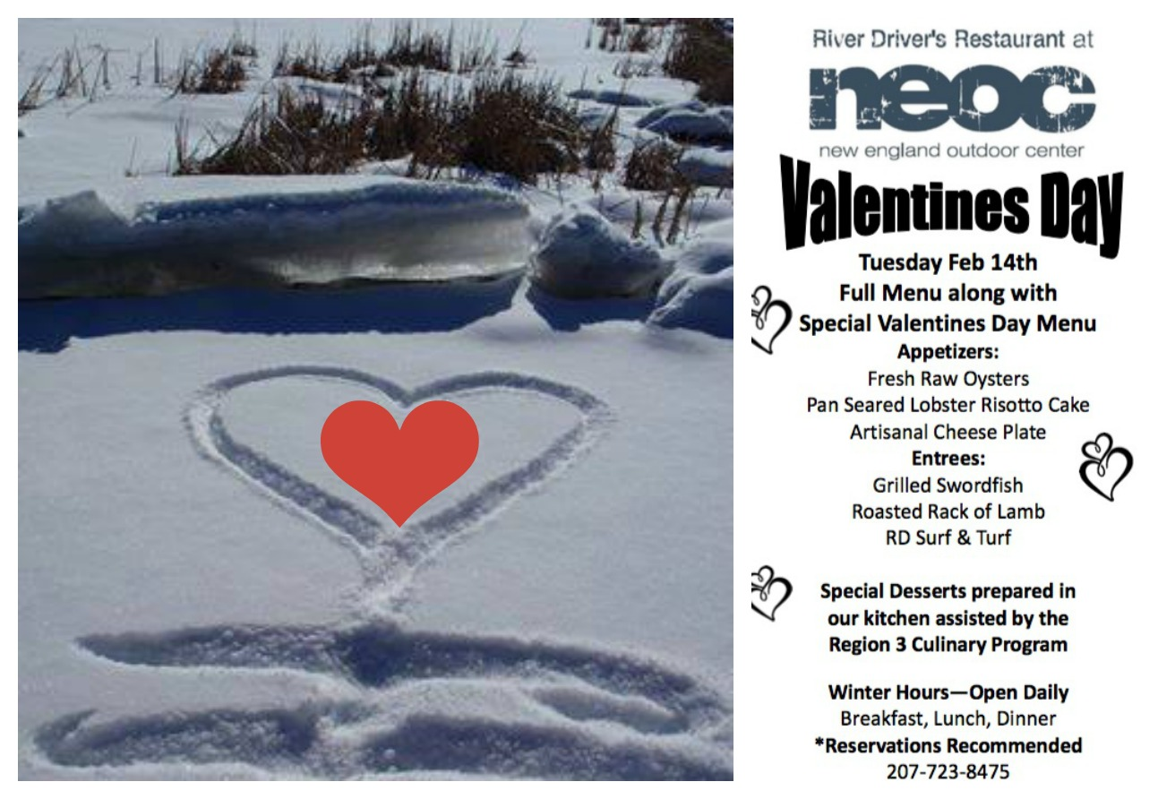 Valentines Day at The River Driver's