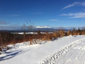 Ski Trail at NEOC