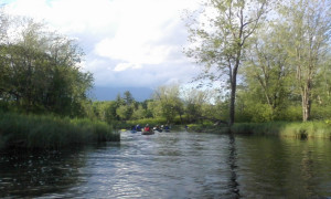 Paddle the West branch of the Penobscot River with NEOC