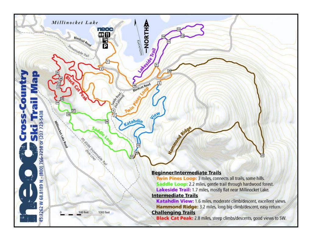 Ski Trails 2020 updated