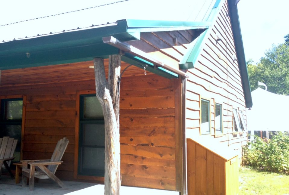 Trout Mountain Deck