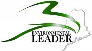 Environment leader logo