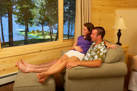 Getaway vacations and romantic getaways in maine at neoc for Romantic getaway ideas for couples