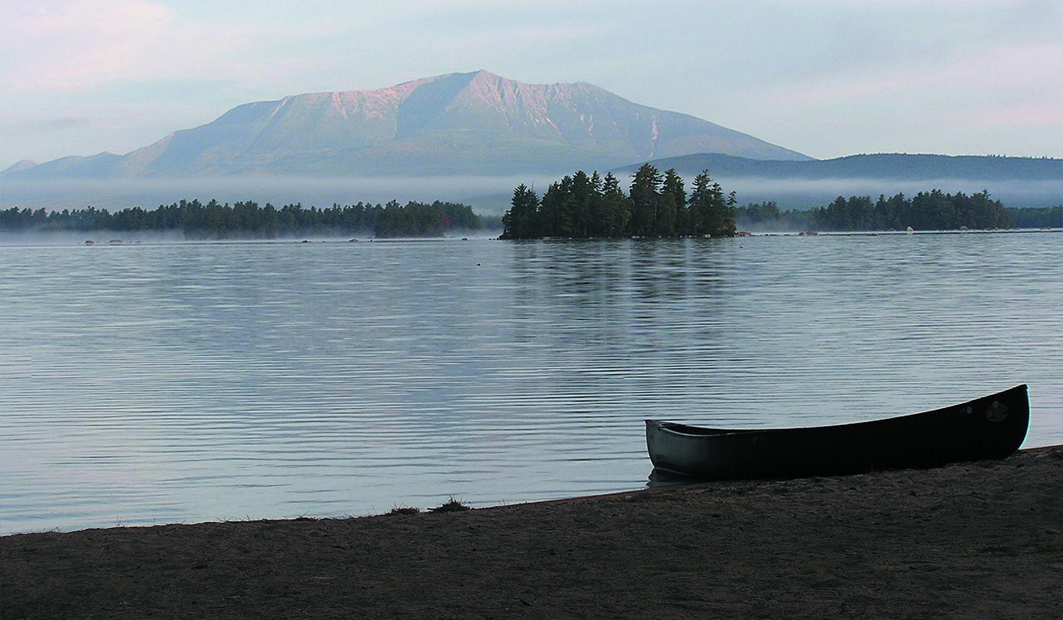 background image of Katahdin
