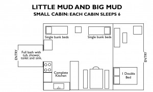 Lodging and Cabin Rentals – Little Mud