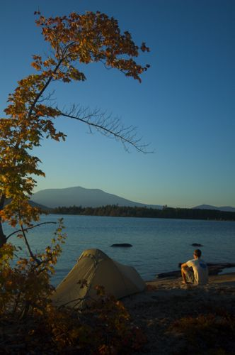 Camping in Maine with NEOC