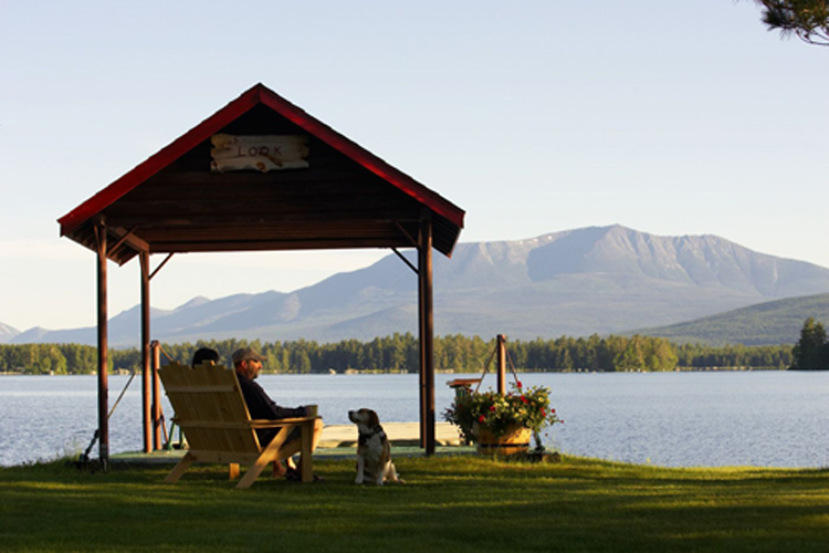 Maine Resort Cabins Lodges Amp Accommodations On