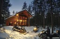 coveside cabin lodging
