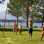 volleyball rental