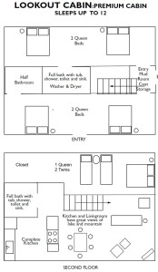 lookout-cabin floorplan