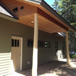 coveside cabins exterior