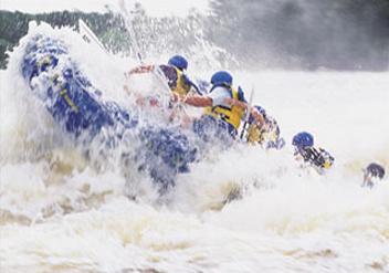 class five rapids