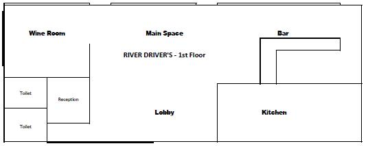 river drivers floorplan