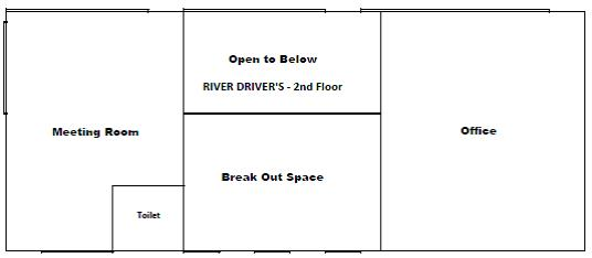 river drivers upstairs floor plan