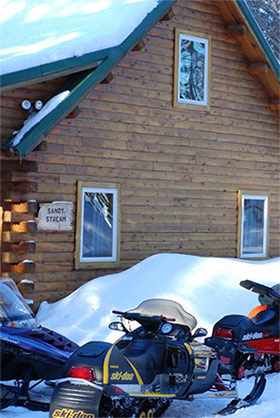 NEOC - Maine Snowmobiling Specials