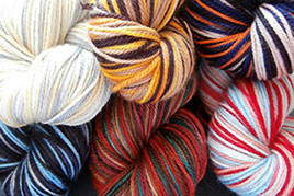Wool, knitting, fiber arts retreat
