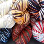 yarn for the fiber optics retreat